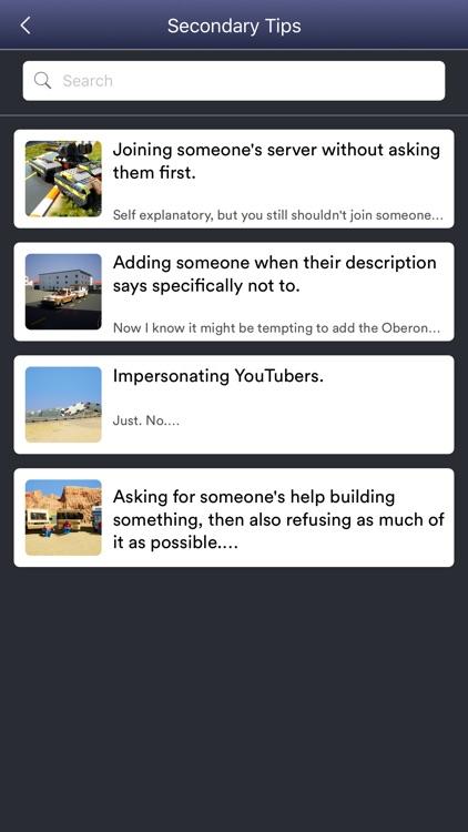 GameNet for - Brick Rigs screenshot-3