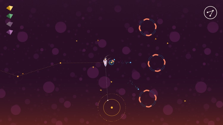 Little White Rocket: Let's fly screenshot-5