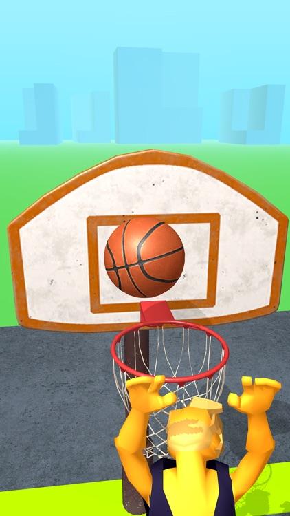 Dribble Hoops screenshot-4