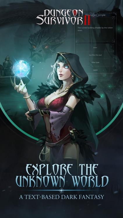 Dungeon Survivor II: Dark Tide screenshot-3