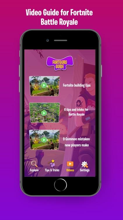 FortGuru - Guide for Fortnite screenshot-3