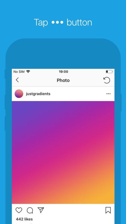 Repost for Instagram Plus