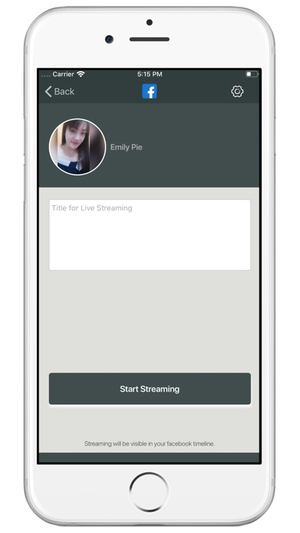Screen Broadcast-Video Editing screenshot-3