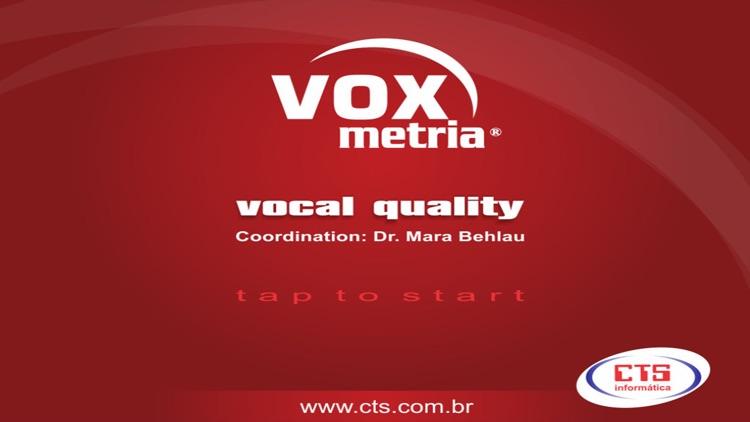 VoxMetria screenshot-4