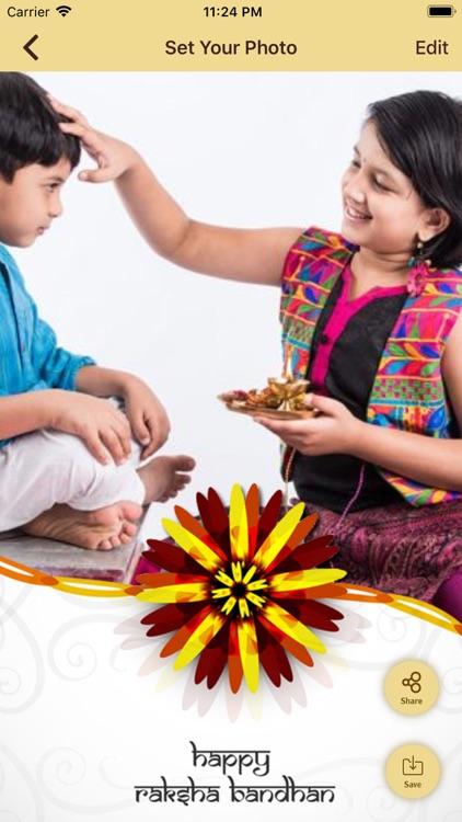 New Rakhi Photo Frames 2019 screenshot-6