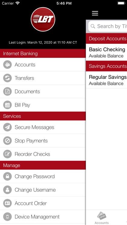 LBT Mobile Banking
