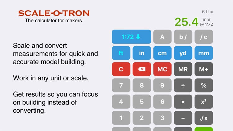 Scale-o-Tron screenshot-0