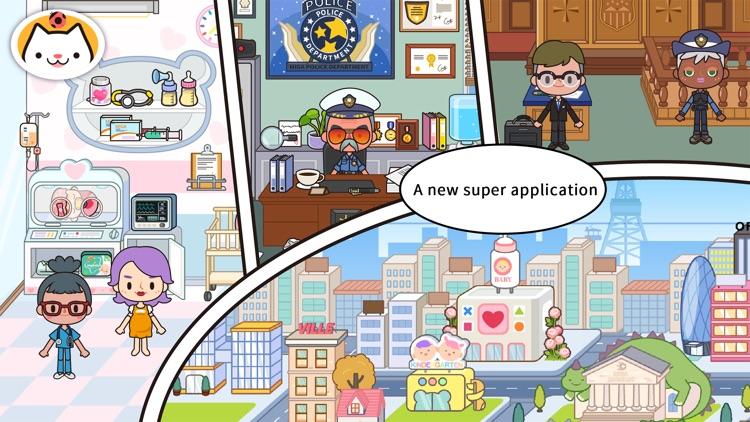 Miga Town: My World screenshot-3