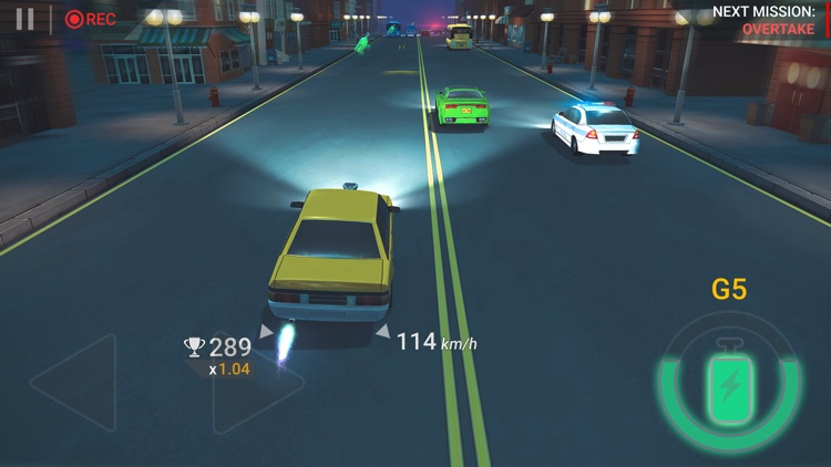 Straya Racing Highway Drag screenshot-5