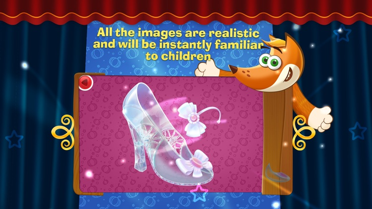 Tim the Fox Puzzle Fairy Tales screenshot-2
