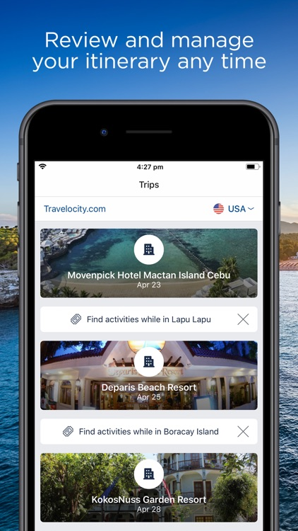 Travelocity Hotels & Flights screenshot-4