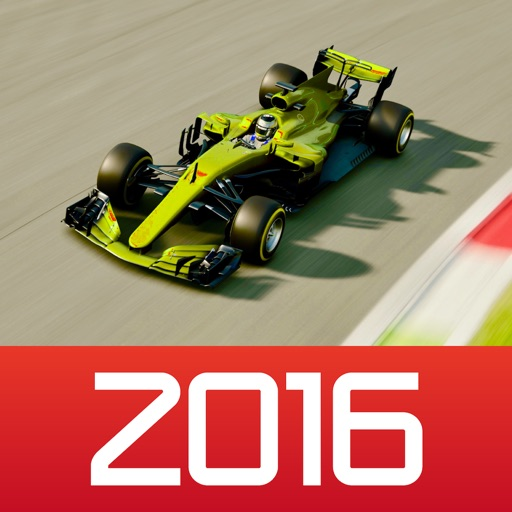 Sim Racing Dash for F1 2016