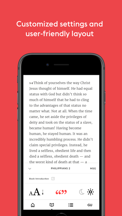Screenshot for She Reads Truth in United States App Store