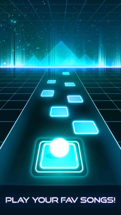 Tiles Hop - EDM Rush for windows pc