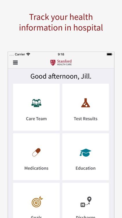 Stanford Health Care MyHealth screenshot-7