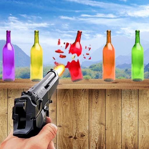 Expert Bottle Shooting