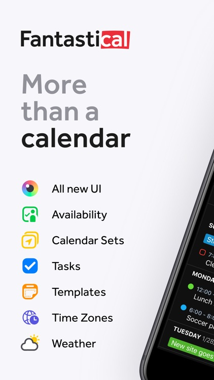 Fantastical - Calendar & Tasks screenshot-0