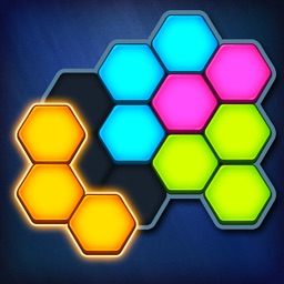 Super Hex Block Puzzle - Hexa