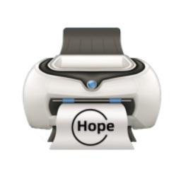 Hope drucken