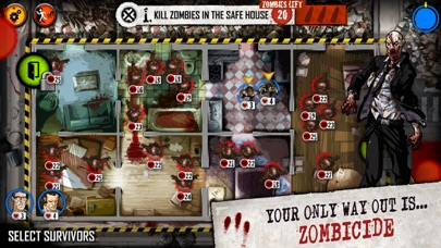 Zombicide: Tactics & Shotguns screenshot #5
