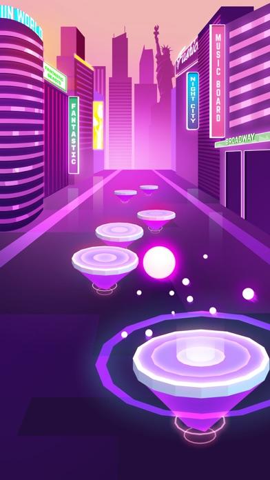 Hop Ball 3Dのおすすめ画像1