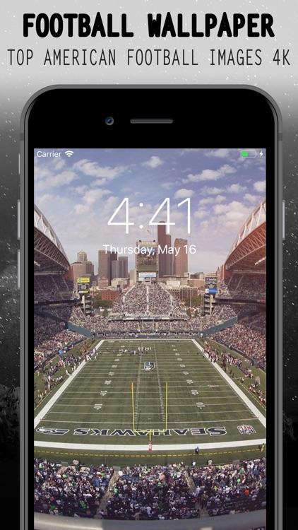 American Football Wallpaper 4K screenshot-3