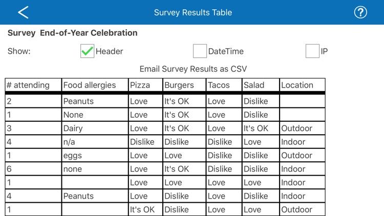 Altova SurveyMaker screenshot-5