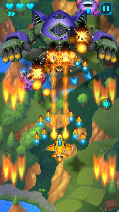 Galaxy Striker Corps(Premium) screenshot 1