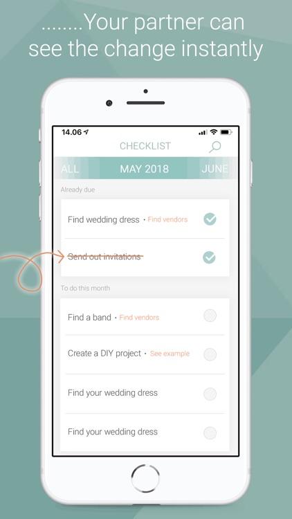 Wedding planner by Wedbox screenshot-7