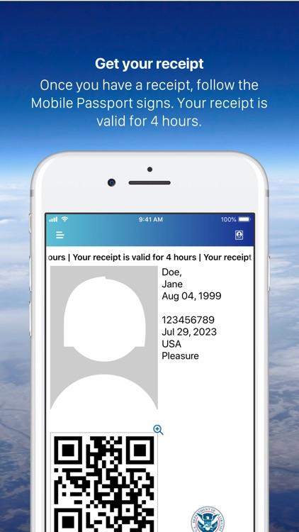 Mobile Passport screenshot-4