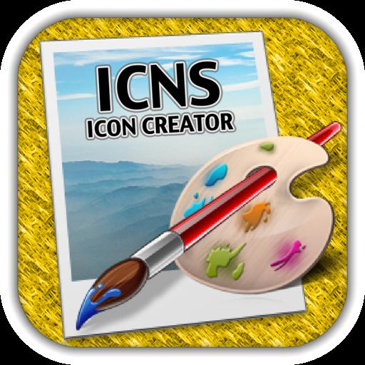 ICNS Icon Creator icon