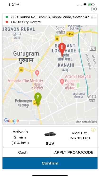Apporio Taxi+Delivery