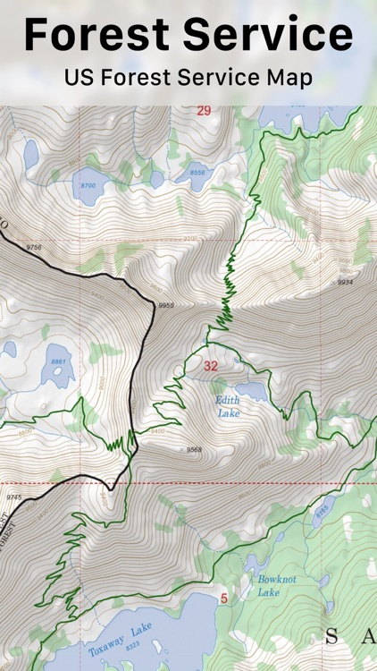 Topo Maps+ screenshot-9