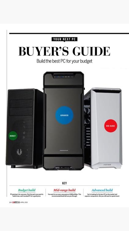 PC Gamer (UK): the world's No.1 PC gaming magazine screenshot-7