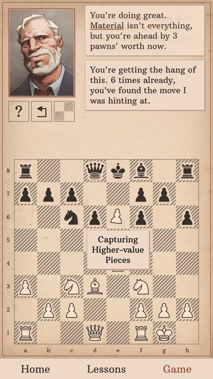 Learn Chess with Dr. Wolf screenshot-3