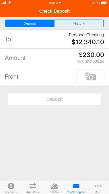 Midland States Bank Mobile screenshot-7