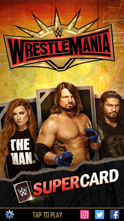 WWE SuperCard screenshot-0