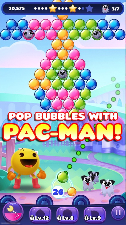 PAC-MAN Pop screenshot-0