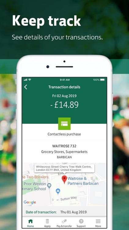 Lloyds Bank Mobile Banking screenshot-4