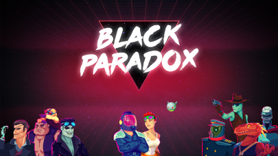 Screenshot from Black Paradox