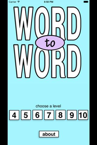 word-2-word - náhled