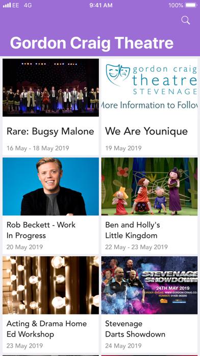 Gordon Craig Theatre screenshot #1