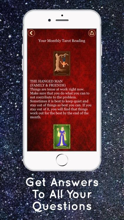 Tarot Card Reading & Astrology screenshot-5