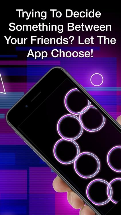 TouchGO Tap Decision Generator screenshot-0