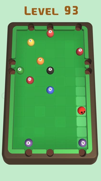 Flick Pool Star screenshot-4