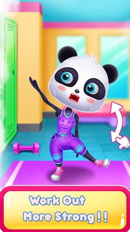 Cute Panda - The Virtual Pet screenshot-3
