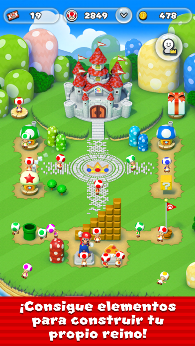 Screenshot for Super Mario Run in Dominican Republic App Store
