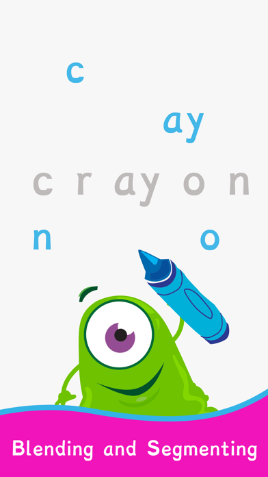 Read with Phonics Games screenshot three