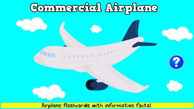 Airplane Games for Flying Fun screenshot-9