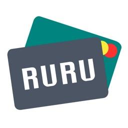 Переводы с карты на карту RuRu